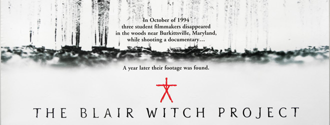 blair witch slide - The Blair Witch Project - 20 Years Later In The Woods