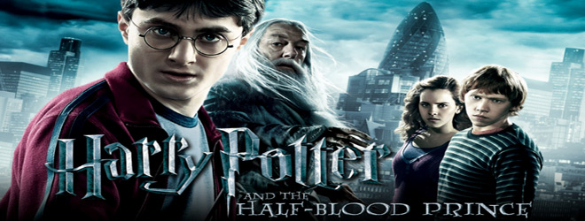 harry slide - Harry Potter and the Half-Blood Prince 10 Years Later