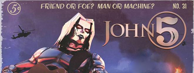john 5 invasion slide - John 5 and The Creatures - Invasion (Album Review)