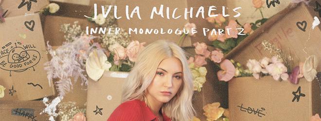 julia michaels slide - Julia Michaels - Inner Monologue Part 2 (EP Review)