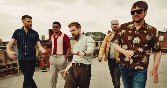kaiser chiefs promo - Kaiser Chiefs - Duck (Album Review)