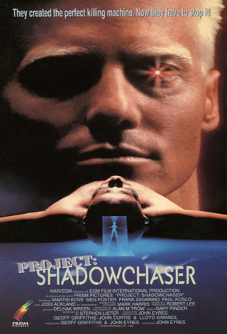 project shadowchaser poster - Interview - Martin Kove