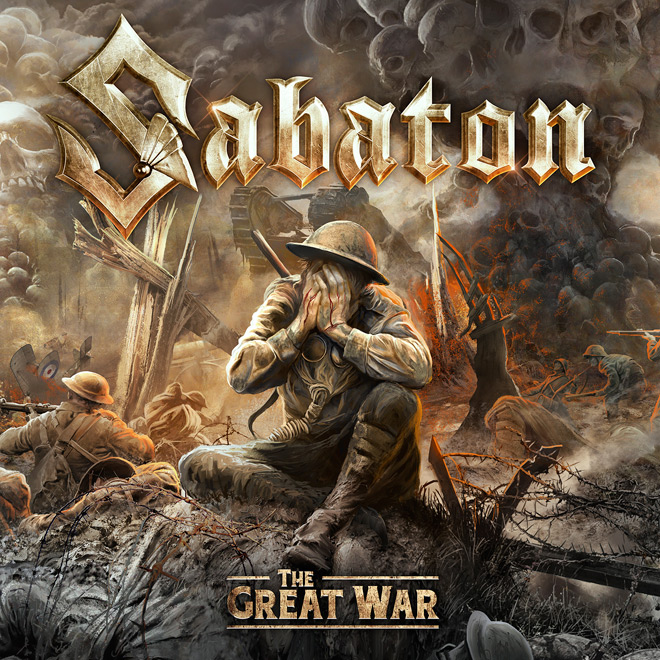 sabaton 2019 - Sabaton - The Great War (Album Review)