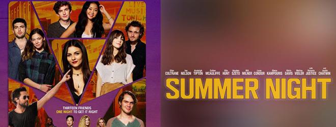 summer night slide - Summer Night (Movie Review)
