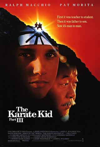 the karate kid iii poster - Interview - Martin Kove