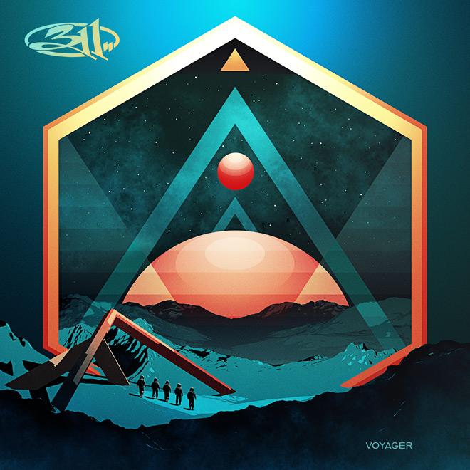 voyager album - 311 - Voyager (Album Review)