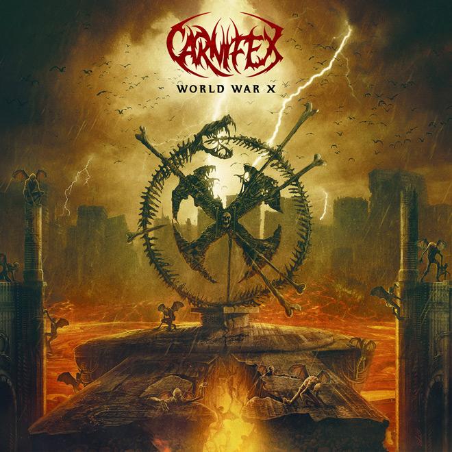 world war x - Carinfex - World War X (Album Review)