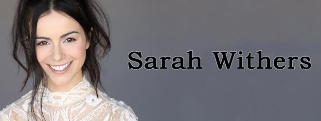sarah slide - Interview - Sarah Withers