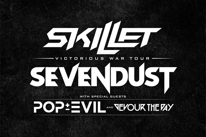skillet tour 2019 - Interview - John Cooper of Skillet Talks Victorious