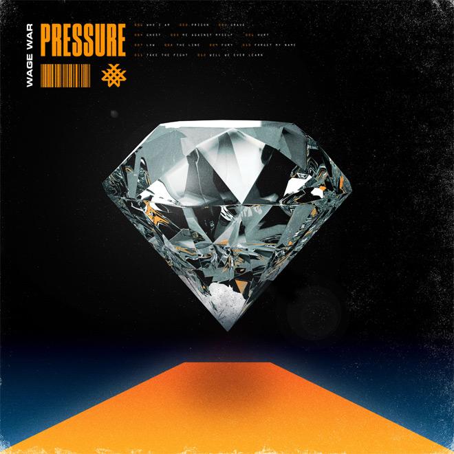 wage war - Wage War - Pressure (Album Review)