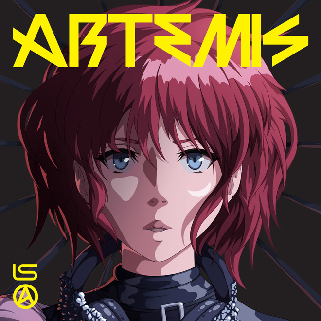 artemis album cover - Lindsey Stirling - Artemis (Album Review)