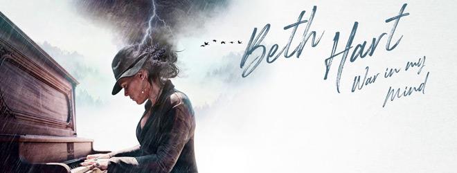 beth hart slide - Beth Hart - War In My Mind (Album Review)