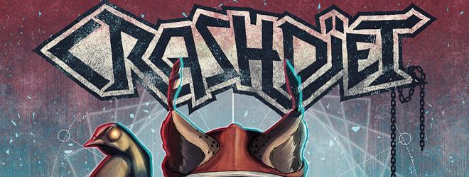 crashdiet slide - Crashdïet - Rust (Album Review)