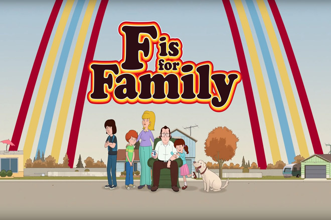 f is for family s3 poster 1 - Interview - Haley Reinhart