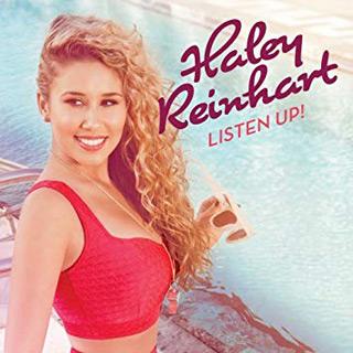 listen up - Interview - Haley Reinhart