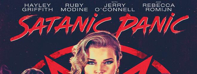 satantic panic slide 1 - Satanic Panic (Movie Review)