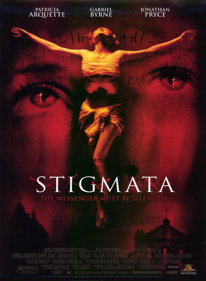 stigmata poster - This Week In Horror Movie History - Stigmata (1999)
