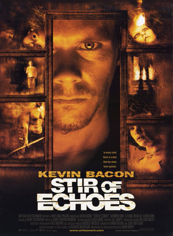 stir of echoes poster - Stir Of Echoes - 20 Years Of Supernatural Horror
