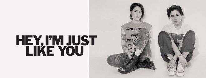 tegan sara slide - Tegan and Sara - Hey, I'm Just Like You (Album Review)