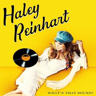whats that sound - Interview - Haley Reinhart