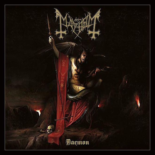 Mayhem Daemon - Mayhem - Daemon (Album Review)
