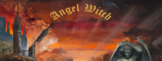 angel witch light slide - Angel Witch - Angel of Light (Album Review)