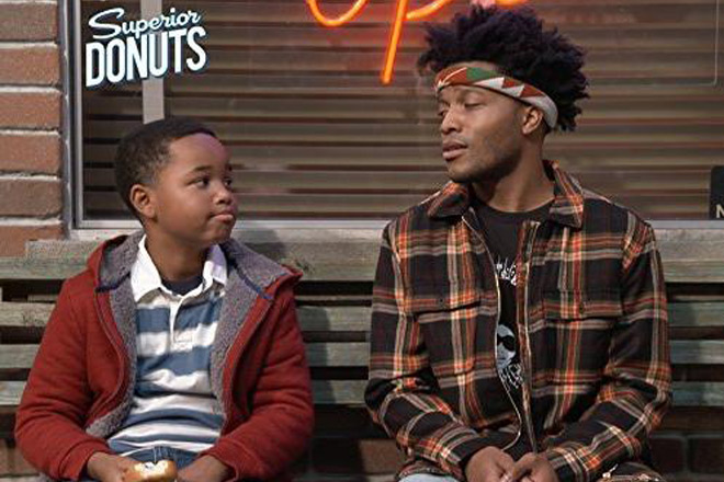 donuts promo - Interview - Jailen Bates
