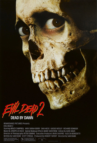 evil dead ii mini poster 1 - Interview - Laura Slade Wiggins
