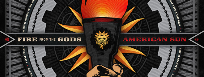 fire from the gods slide - Fire From The Gods - American Sun (Album Review)