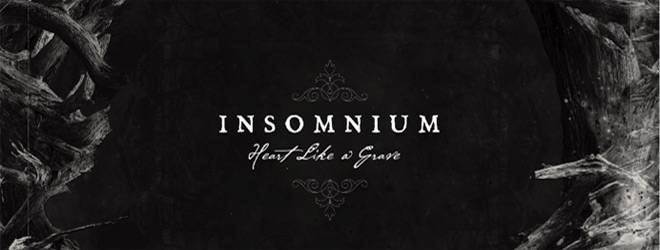 heart like agrave slide - Insomnium - Heart Like A Grave (Album Review)