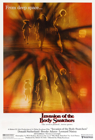 invasion of - Interview - Veronica Cartwright