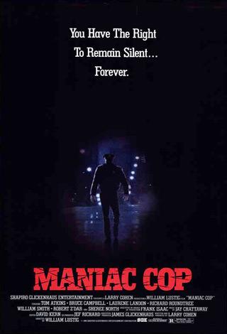 maniac cop - Interview - Tom Atkins