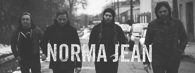 norma jean slide - Interview - Cory Brandan of Norma Jean