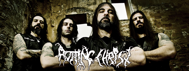 rotting christ slide interview - Interview - Sakis Tolis of Rotting Christ