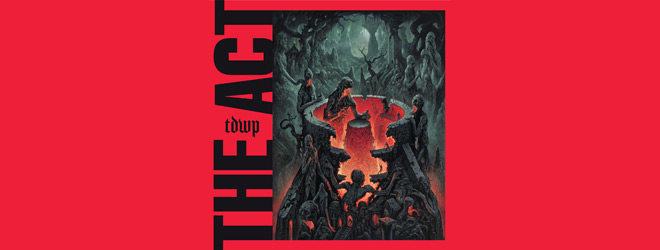 the act slide - The Devil Wears Prada - The Act (Album Review)