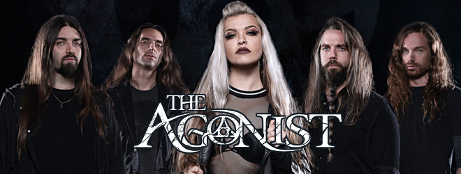 the agonist slide - Interview - Vicky Psarakis of The Agonist
