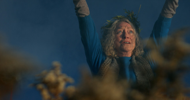 the field 2 - Interview - Veronica Cartwright