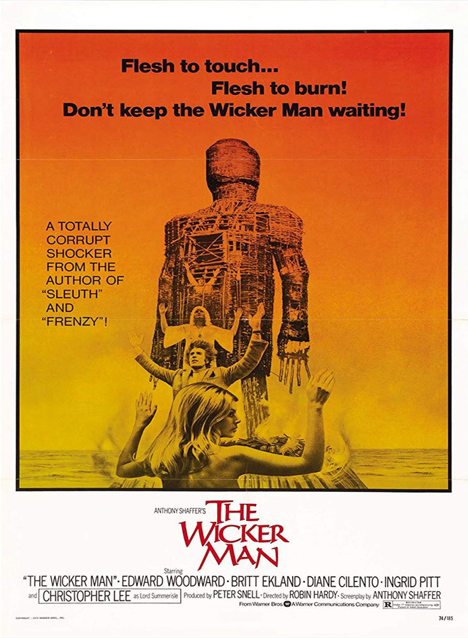 the wicker man 1973 - The Anatomy of a Remake: The Wicker Man