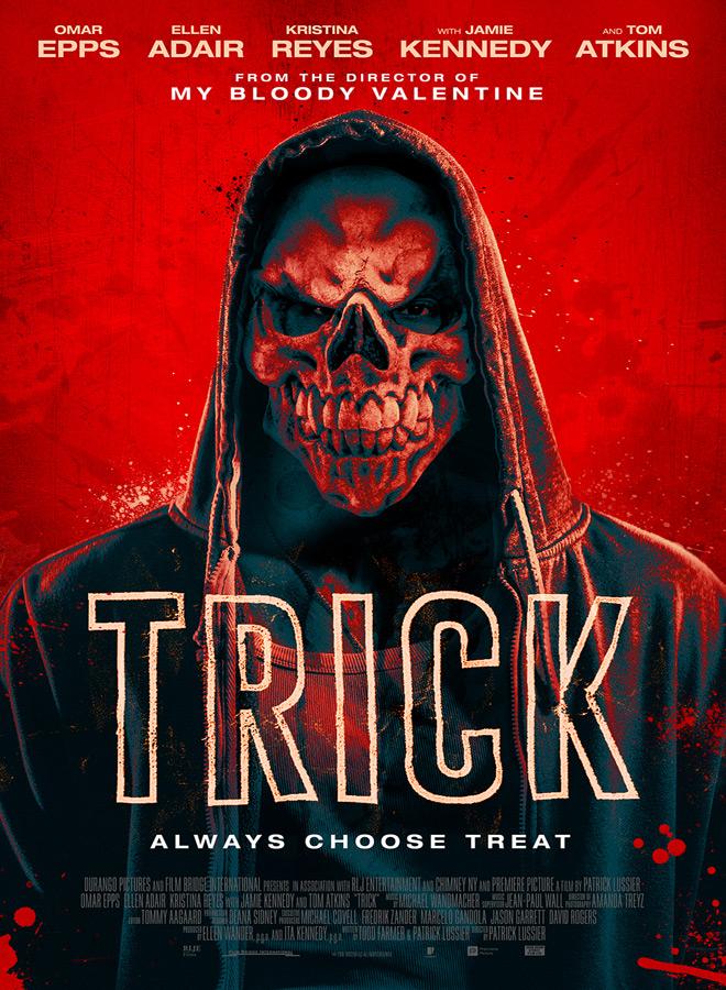 trick poster - Interview - Tom Atkins