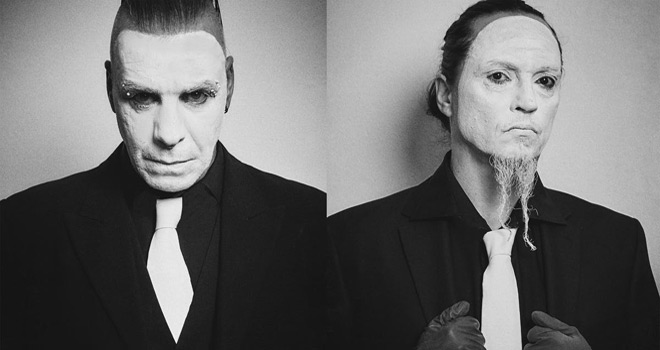 Lindemann Promo 2019 - Lindemann - F & M (Album Review)