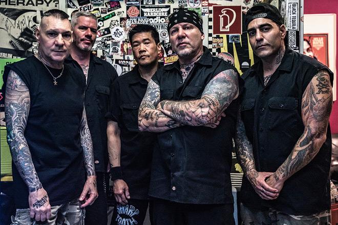 agnostic front 2019 - Agnostic Front - Get Loud! (Album Review)