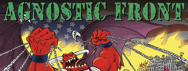 get loud slide - Agnostic Front - Get Loud! (Album Review)
