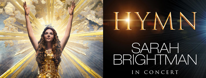 hymn slide - HYMN: Sarah Brightman In Concert (DVD/CD Review)