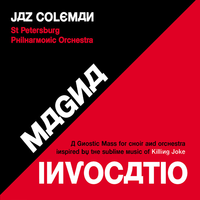 jaz coleman orchestra - Jaz Coleman & The St Petersburg Philharmonic Orchestra - Magna Invocatio (Album Review)