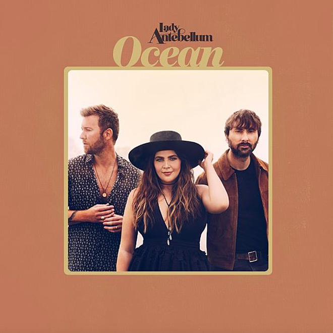 lady a ocean - Lady Antebellum - Ocean (Album Review)