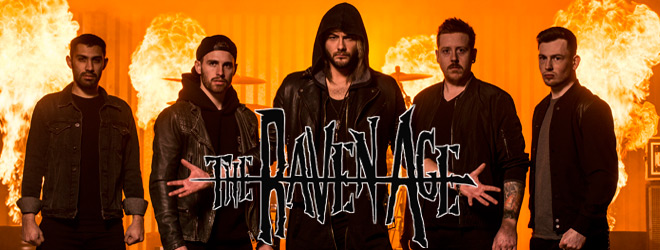 raven age slide - Interview - George Harris of The Raven Age