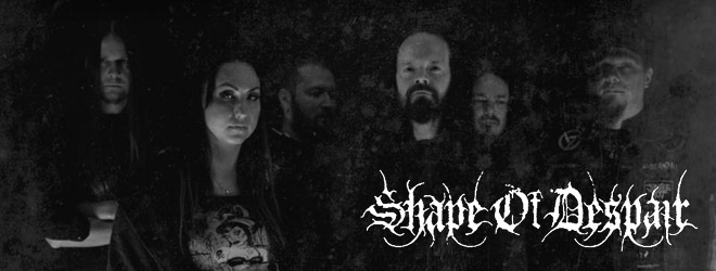 shape of despair slide - Interview - Jarno Salomaa of Shape of Despair