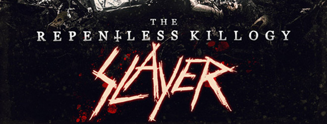 slayer slide - Slayer: The Repentless Killogy (Movie Review)