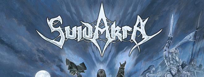suidakra echoes of yore slide - Suidakra - Echoes of Yore (Album Review)
