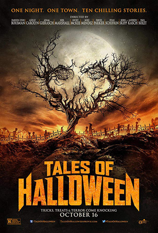 tales of halloween - Interview - Caroline Williams
